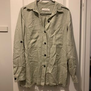 Zara Woman Premium Button Down Shirt